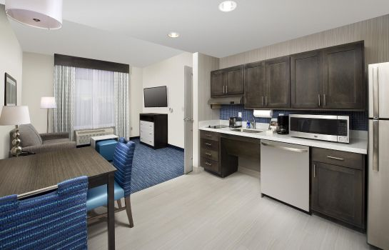 Bar del hotel Homewood Suites by Hilton Metairie New Orleans