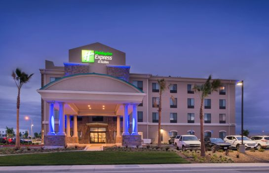 Vista exterior Holiday Inn Express & Suites BAKERSFIELD AIRPORT