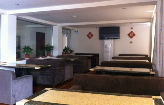 Restaurante GreenTree Inn Wujiang Tongli Express Hotel (Domestic only)