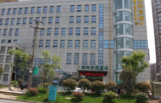 Vista exterior GreenTree Alliance Huachang Road Bus Station Hotel (Domestic only)