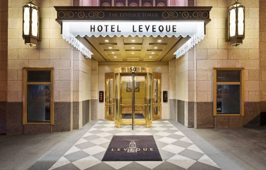 Exterior view Hotel LeVeque Autograph Collection