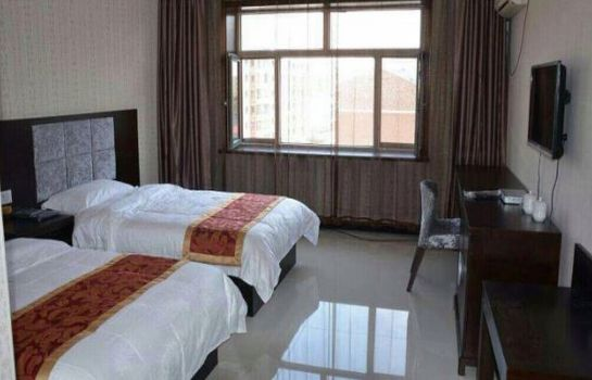 Chambre double (standard) Tongjiang New Oriental Hotel