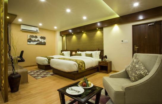 Suite Junior Yatri Suites & Spa