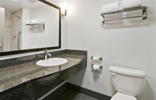 Zimmer BEST WESTERN PLUS GALLUP INN