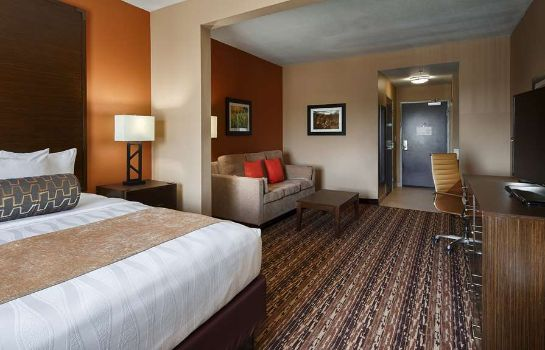 Suite BEST WESTERN PLUS ELMENDORF HT