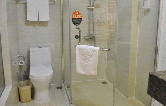 Cuarto de baño GreenTree Inn Management Committee (Domestic only)