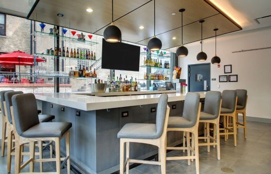 Hotel bar HYATT HOUSE CHICAGO-EVANSTON