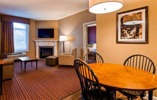 Suite Best Western Plus Dutch Haus Inn & Suite