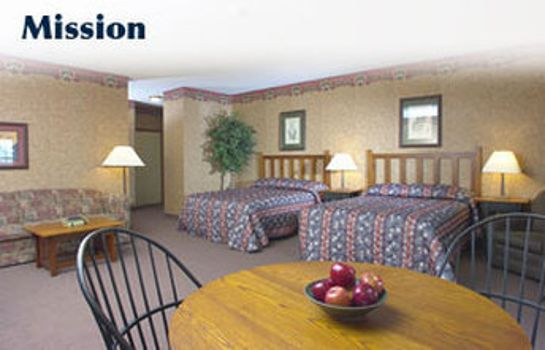 Camera Best Western Plus Dutch Haus Inn & Suite