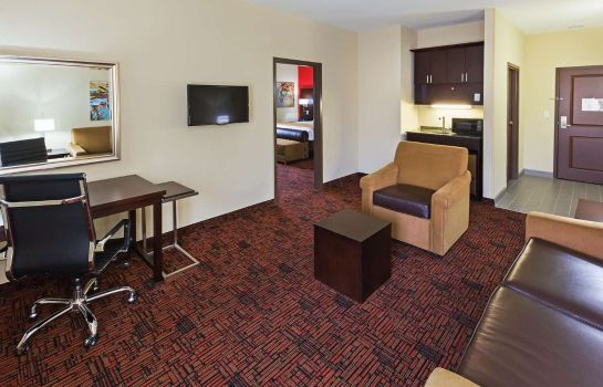 Suite La Quinta Inn Suites Elk City