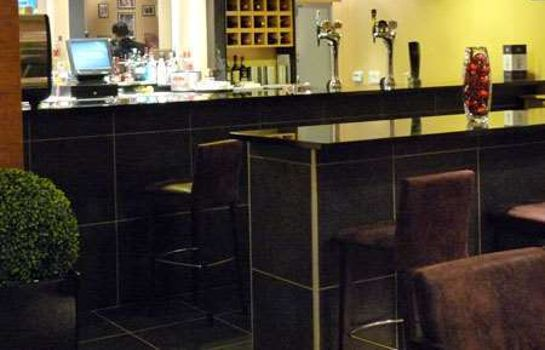 Hotel bar GREAT WESTERN HOTEL ABERDEEN