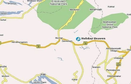 Info HOLIDAY HEAVEN