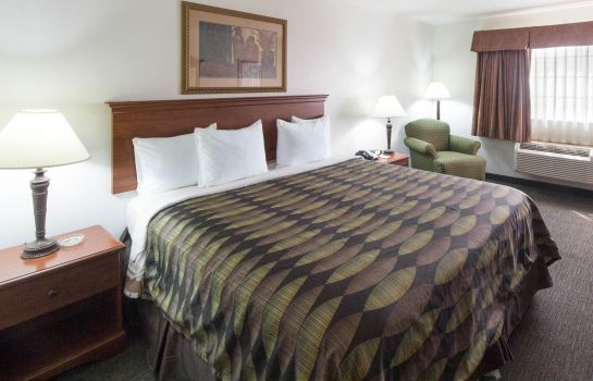 Kamers Quality Inn & Suites- Hotel in Rio Grande City