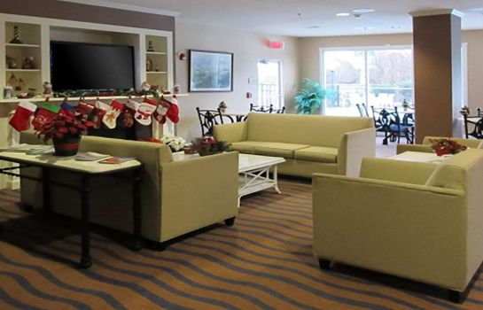 Hol hotelowy Quality Inn & Suites Sneads Ferry - North Topsail Beach