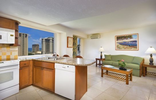 Zimmer LUANA WAIKIKI HOTEL AND SUITES