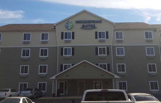Außenansicht WOODSPRING SUITES SHREVEPORT A