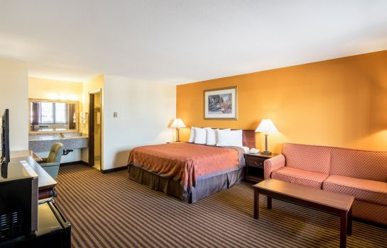 Suite SCOTTISH INNS AND SUITES EAU CLAIRE