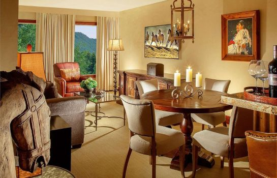 Chambre RUSTIC INN CREEKSIDE RESORT AND SPA