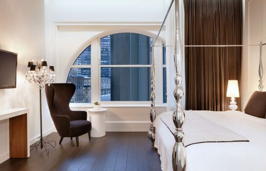 Kamers Ames Boston Hotel Curio Collection by Hilton