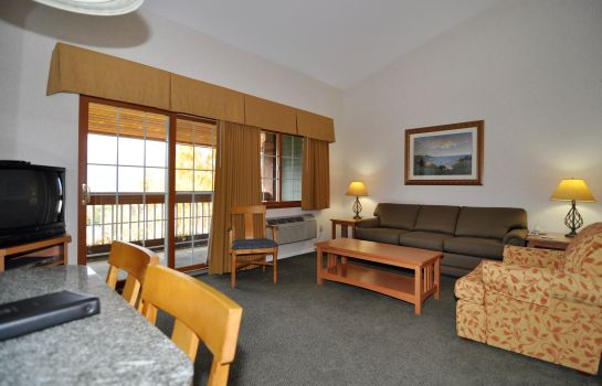 Kamers LAKESIDE LODGE AND SUITES
