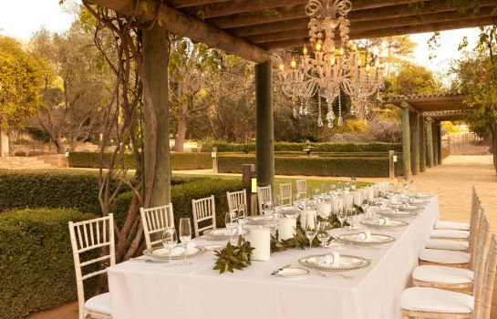 Restaurante Bernardus Lodge and Spa
