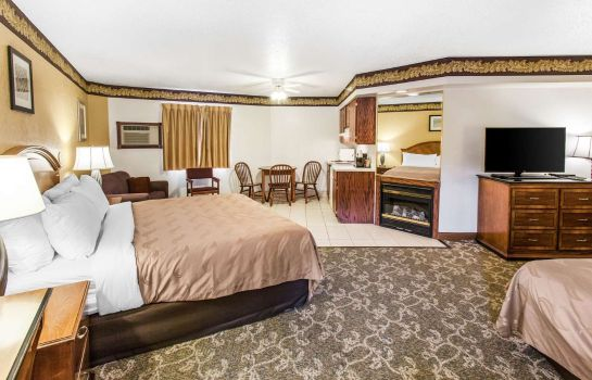 Suite Quality Inn Keystone