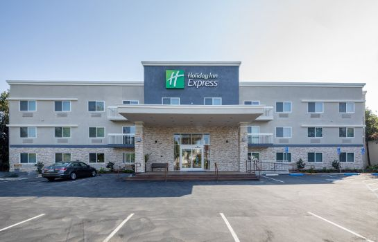 Buitenaanzicht Holiday Inn Express SUNNYVALE - SILICON VALLEY