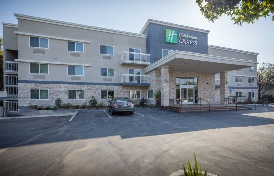 Außenansicht Holiday Inn Express SUNNYVALE - SILICON VALLEY