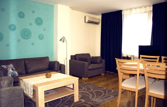Habitación doble (confort) Varna Inn Sea park apartments