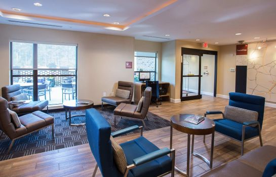 Lobby TownePlace Suites Southern Pines Aberdeen