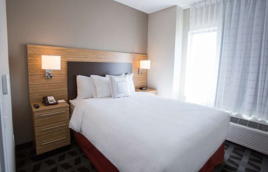 Room TownePlace Suites Southern Pines Aberdeen
