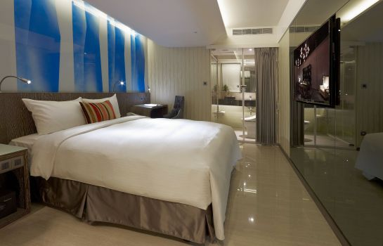 Chambre double (standard) Hotel Bnight