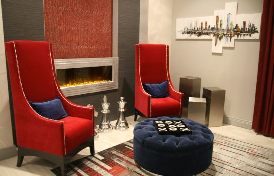 Hol hotelowy Staybridge Suites COLUMBUS UNIV AREA - OSU