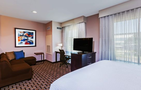 Chambre Residence Inn Austin Northwest/The Domain Area