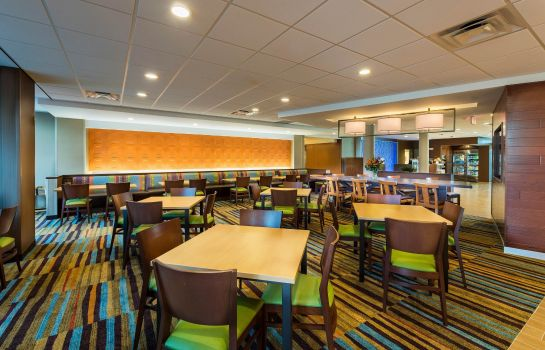 Restaurante Fairfield Inn & Suites Dallas Waxahachie