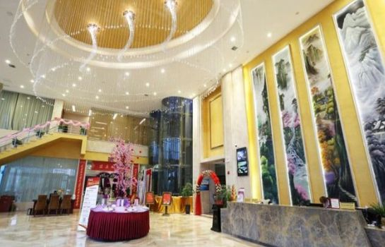 Hall Wangfu Changcheng Hotel