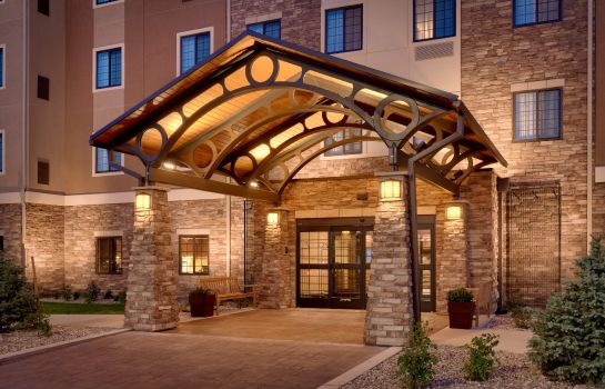 Vista exterior Staybridge Suites CHEYENNE