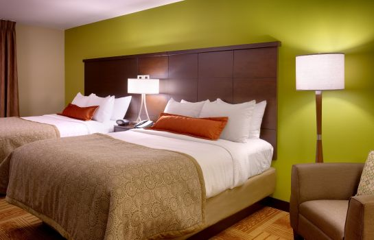 Habitación Staybridge Suites CHEYENNE
