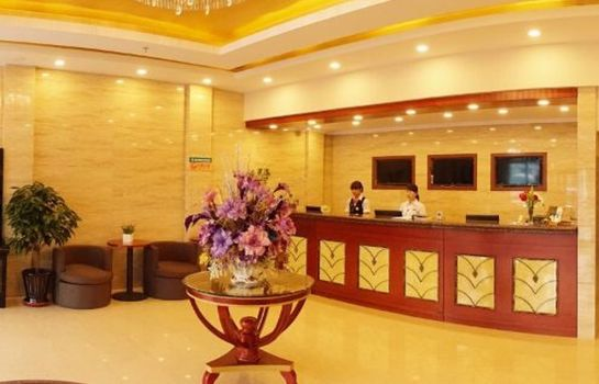 Hall GreenTree Inn Linxi Ronglin Homeland Express Hotel (Domestic only)
