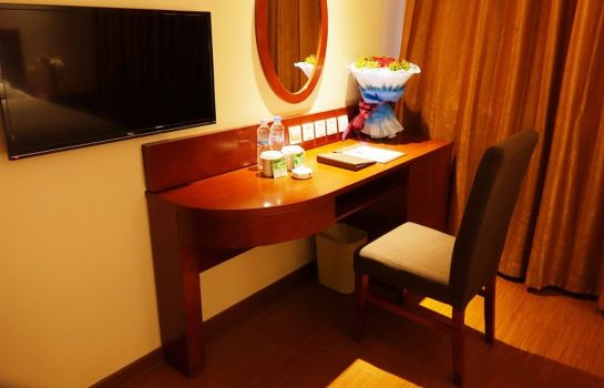 Vista all'interno GreenTree Inn Linxi Ronglin Homeland Express Hotel (Domestic only)