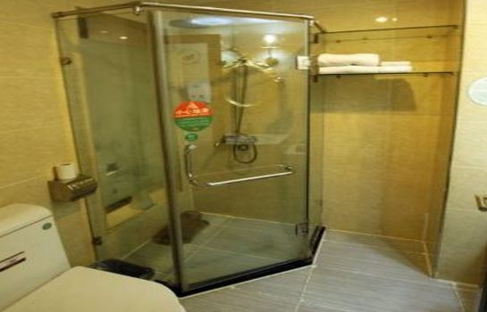 Cuarto de baño GreenTree Alliance South Zhongshan Road Hotel (Domestic only)