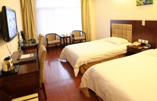 Double room (superior) GreenTree Inn Lantian City Plaza (Domestic only)