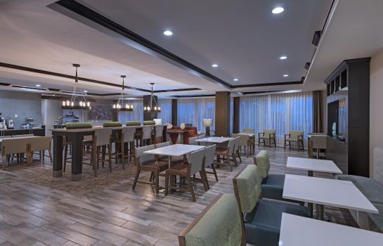 Restaurante Holiday Inn Express & Suites AUSTIN NW - FOUR POINTS