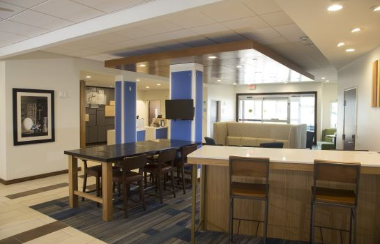Restaurant Holiday Inn Express & Suites LA PORTE