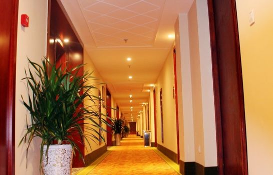 Vista all'interno GreenTree Inn Xiyang Lake Beiping Street Express Hotel (Domestic only)