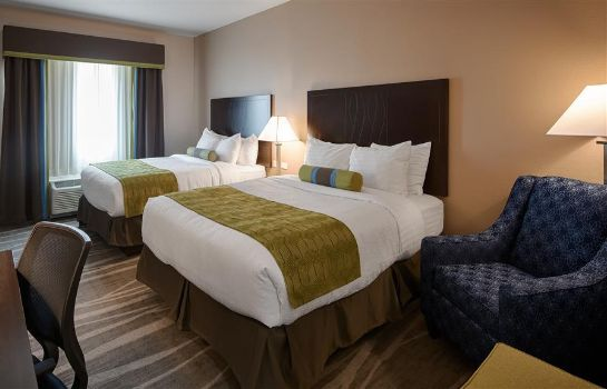 Zimmer BEST WESTERN PLUS DENVER CITY