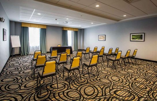 Sala de reuniones Comfort Suites Fort Lauderdale Airport South & Cruise Port