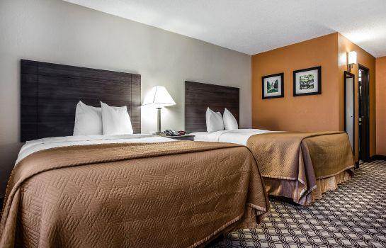 Zimmer Quality Inn & Suites Columbia