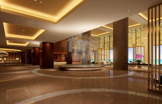 Hall Hilton Yantai Golden Coast