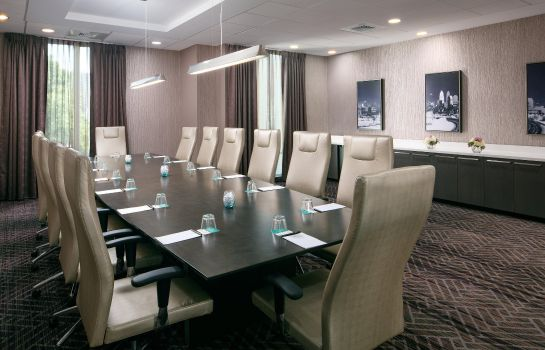 Sala congressi Embassy Suites by Hilton Charlotte Uptown